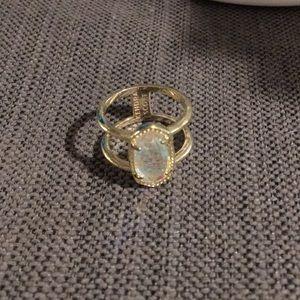 Kendra Scott ring size 7